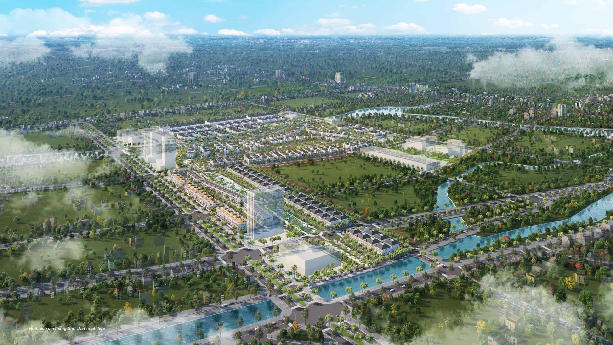 The Ruby Island - bom tấn mở màn thị trường bất động sản tại Thành Vinh 2021 - 1