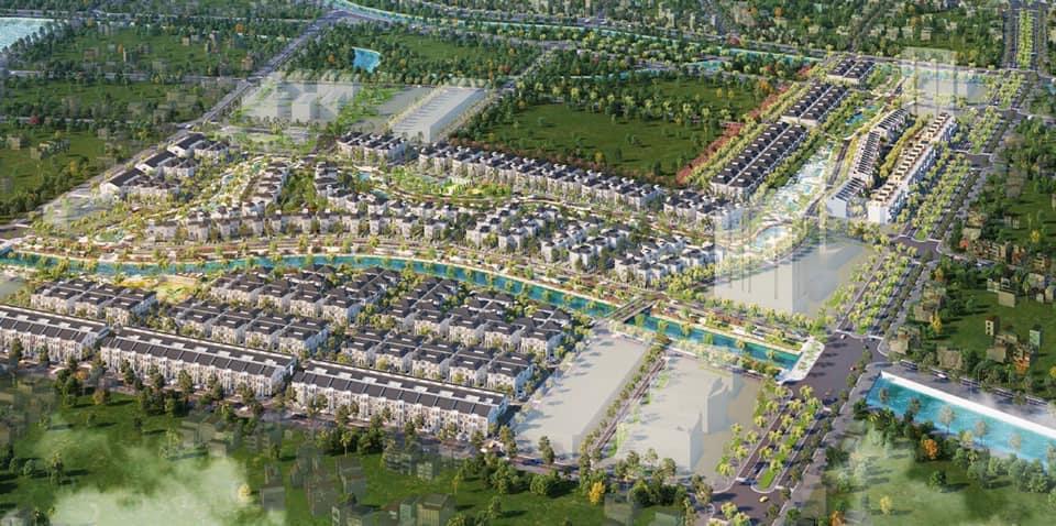 Dự án Vinh Heritage: Mô hình khu đô thị kiểu mẫu tại Vinh đầu tiên xuất hiện